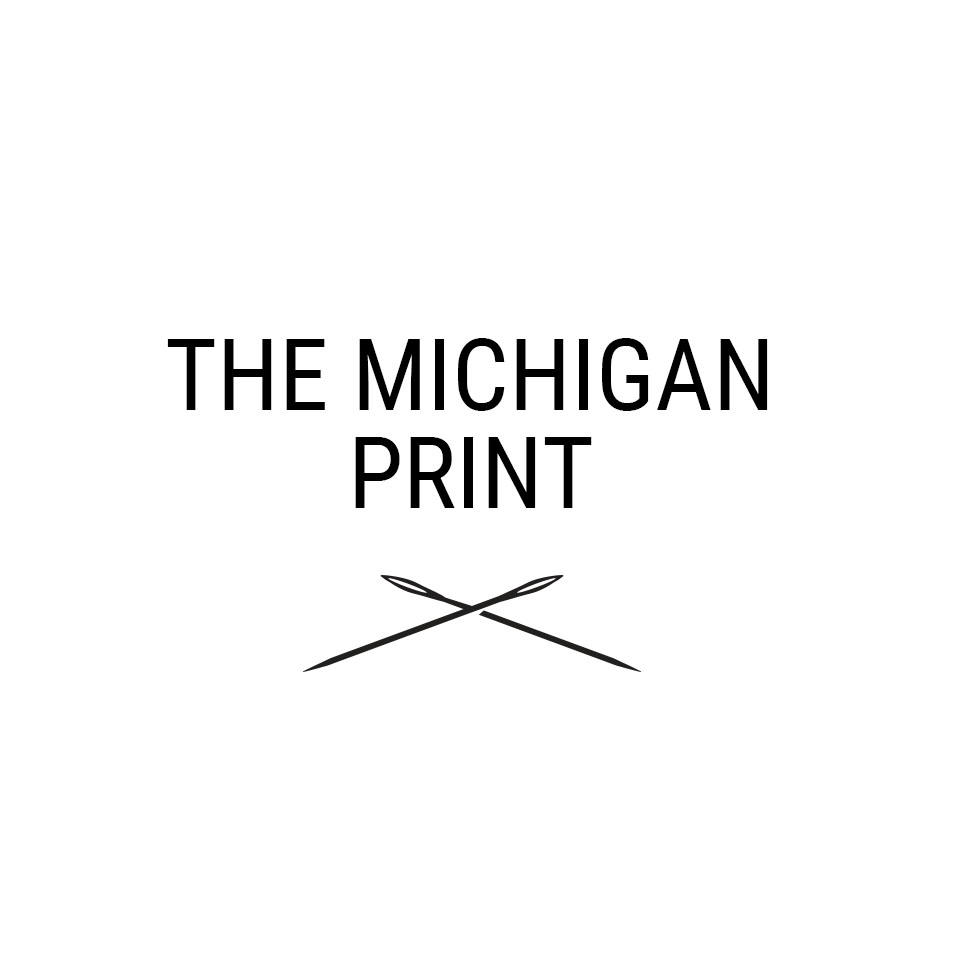 THE MICHIGAN PRINT